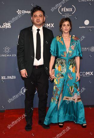 Editorial photo of Fenix Awards, Mexico City, Mexico - 07 Dec 2016