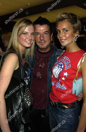 Party to Launch Nicky Haslems Book 'Sheer Opulence' at the Great Trading Company Chelsea Nicky Haslem with Alicia Roundtreee & Lady Isabella Hervey