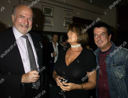 Party to Launch Nicky Haslems Book 'Sheer Opulence' at the Great Trading Company Chelsea Claus Von Bulow with Nicky Haslem & Lady Annabel Goldsmith