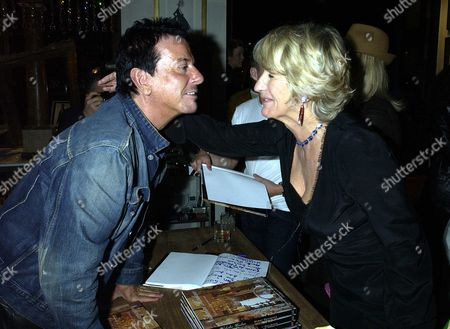 Party to Launch Nicky Haslems Book 'Sheer Opulence' at the Great Trading Company Chelsea Nicky Haslem & Annabel Elliott