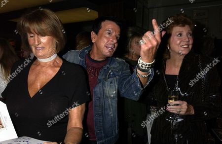Party to Launch Nicky Haslems Book 'Sheer Opulence' at the Great Trading Company Chelsea Lady Annabel Goldsmith Nicky Haslem & Cilla Black