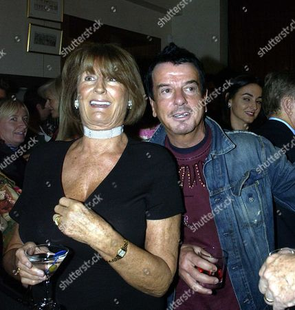 Party to Launch Nicky Haslems Book 'Sheer Opulence' at the Great Trading Company Chelsea Lady Annabel Goldsmith & Nicky Haslem