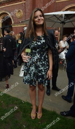 London, England, 22th June 2016: Lady Natasha Rufus Isaacs at the V&a Summer Party, London On the 22nd June 2016.