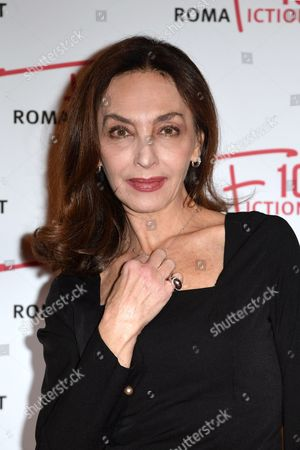Editorial photo of Roma Fiction Fest opening ceremony, Rome, Italy - 08 Dec 2016