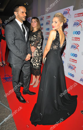 Michael Greco and Stephanie Waring