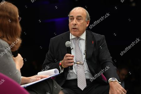 Muhtar Kent, chairman and chief executive officer of The Coca-Cola Company
