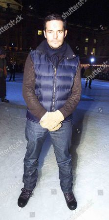 Opening of the Ice Skating Rink at Somerset House 4/12/2001 Tyler Brule