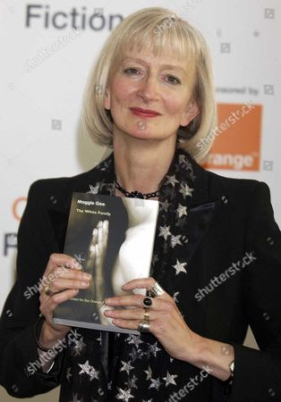 Short List in the Orange Book Awards at the Royal Opera House Maggie Gee (the White Family)