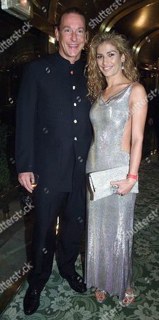 the Best Awards at Le Royal Monceau Hotel in Paris Thomas Kramer & Lianette Beltran