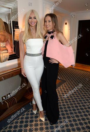 Amanda Cronin and Daniela Karnuts