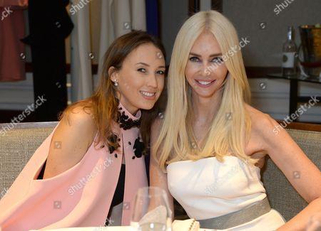 Daniela Karnuts and Amanda Cronin