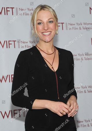 Stock Picture of Lindsay Czarniak