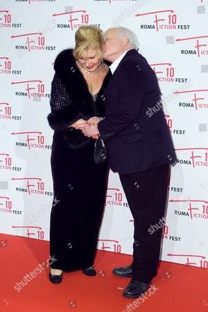 Richard Dreyfuss and his wife Svetlana Erokhin