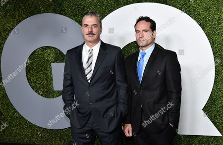 Chris Noth and Jason Patric