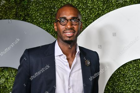Stock Photo of Luc Mbah a Moute