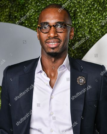 Editorial picture of GQ Men of the Year Party, Arrivals, Chateau Marmont, Los Angeles, USA - 08 Dec 2016