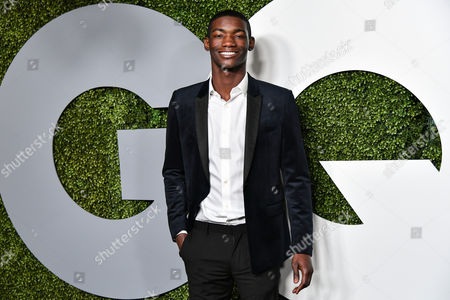 Editorial image of GQ Men of the Year Party, Arrivals, Chateau Marmont, Los Angeles, USA - 08 Dec 2016