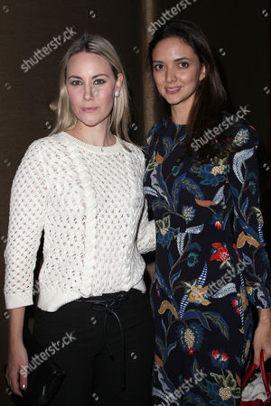 Elizabeth Kurpis and Eugenia Richman