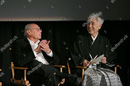 Irwin Winkler, Issey Ogata