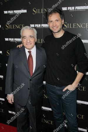 Martin Scorsese (Director), Bennett Miller (Moderator)
