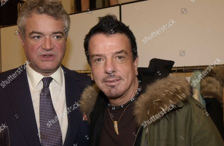 Dom Perignon & Hamiltons Gallery in Carlos Place Last Night Hosted A Exhibtion of Photographs by David Bailey 'Platinum' These Are A Exclusive Set of Vintage Bailey Platinum Prints Called 'The Dom Perignon Collection Nicky Haslem & Gavin Rankin