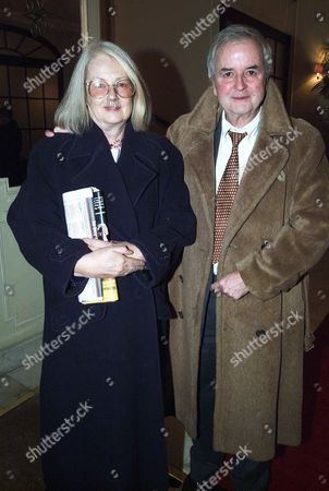 Ist Night Dinner For Jb Priestleys 'Dangerous Corner'at the Waldof Hotel Rodney Bewes and Wife