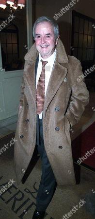 Ist Night Dinner For Jb Priestleys 'Dangerous Corner'at the Waldof Hotel Rodney Bewes