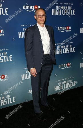 Editorial picture of 'The Man In The High Castle' Season 2 TV series premiere, Los Angeles, USA - 08 Dec 2016