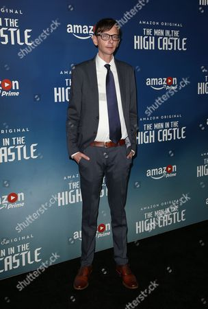 Editorial photo of 'The Man In The High Castle' Season 2 TV series premiere, Los Angeles, USA - 08 Dec 2016