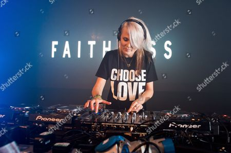Stock Image of Sister Bliss