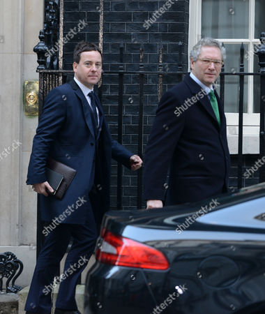 Editorial picture of Arrivals For National Newspapers Editors at Number 10 Downing Street