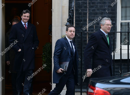 Editorial image of Arrivals For National Newspapers Editors at Number 10 Downing Street