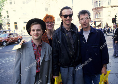 Buddy Holly Week Fairground Attraction with Eddi Reader Mark Nevin Simon Edwards and Roy Dodds