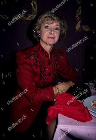 First Night of Sherlock Holmes Angela Douglas with Liz Robertson