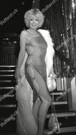 Stock Image of First Night Party For the Stage Production of 'Tommy' at Sundowner Club Aimi Macdonald