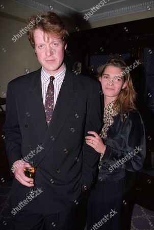 Gerrards Jewellery Party Viscount Althorp Charles Spencer with His Wife Victoria Lockwood