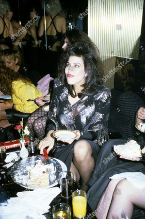 Stock Picture of Julie Anne Friedman (rhodes) Birthday Party