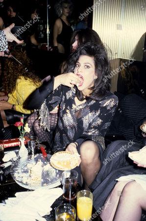 Stock Image of Julie Anne Friedman (rhodes) Birthday Party