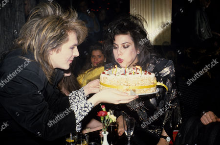 Editorial photo of Julie Anne Rhodes Birthday