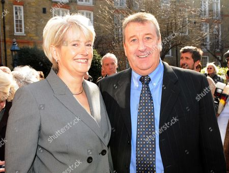 Richard Littlejohn and his wife Wendy
