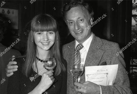 Old Vic Fund Raising & Wine Tasting at Palace Gate Paul Eddington