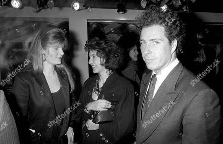 Theo Fennell Party Susannah Constantine Henrietta Conran and Viscount David Linley