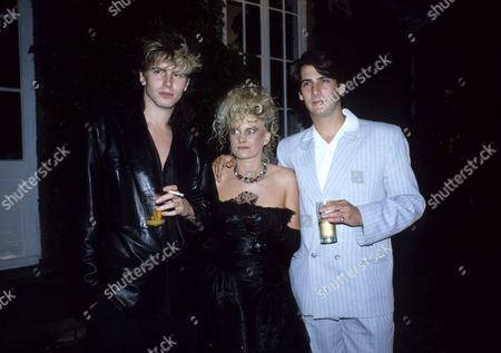 Editorial picture of Thompson Twins Birthday Party