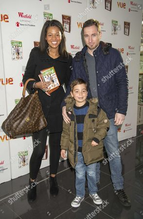 Stock Image of Uk Dvd Premiere of Diary of A Wimpy Kid Dog Days at the Vue Westfield London Joanna Riley
