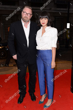 London UK 27th Sept 2016: Director, Michael Caton-jones and Isabella Laughland Attend the Premiere of 'urban Hymn' at the Curzon Mayfair, London On the September 27, 2016 London UK