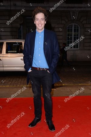 London UK 27th Sept 2016: Matthew Steer Attends the Premiere of 'urban Hymn' at the Curzon Mayfair, London On the September 27, 2016 London UK