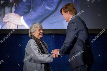 Editorial photo of Erasmus Prize ceremony, Amsterdam, Netherlands - 08 Dec 2016