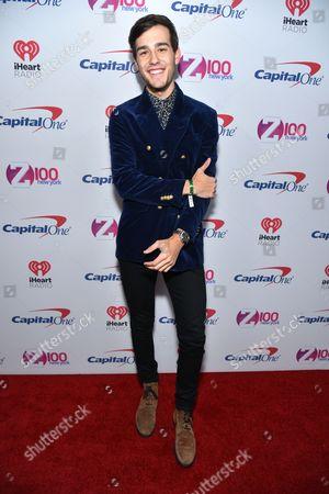 Editorial photo of Z100's iHeartRadio Jingle Ball, New York, USA - 09 Dec 2016