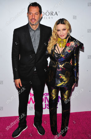 Guy Oseary, Madonna
