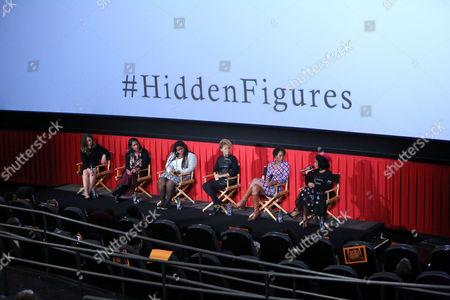 Melissa Harris-Perry, Teresa C. Younger, Kaitlyn Greenidge, Cori Murray, Margot Lee Shetterly, Janelle Monae